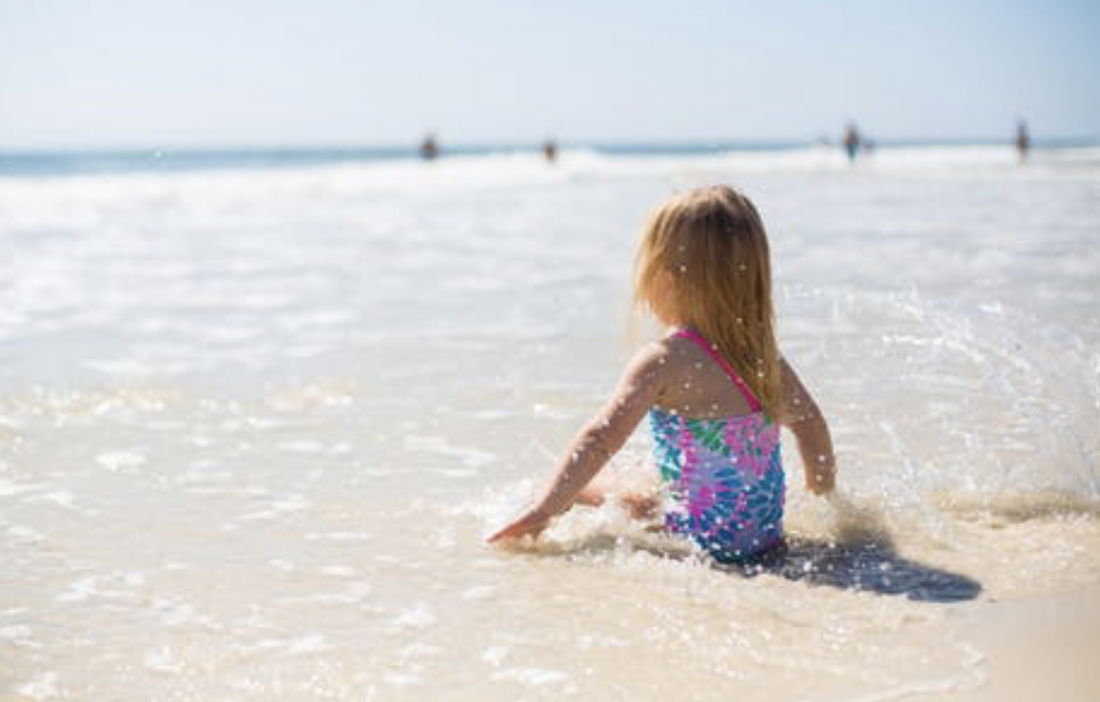 5 Ways You Can Become Your Child's Summertime Sensory Superhero